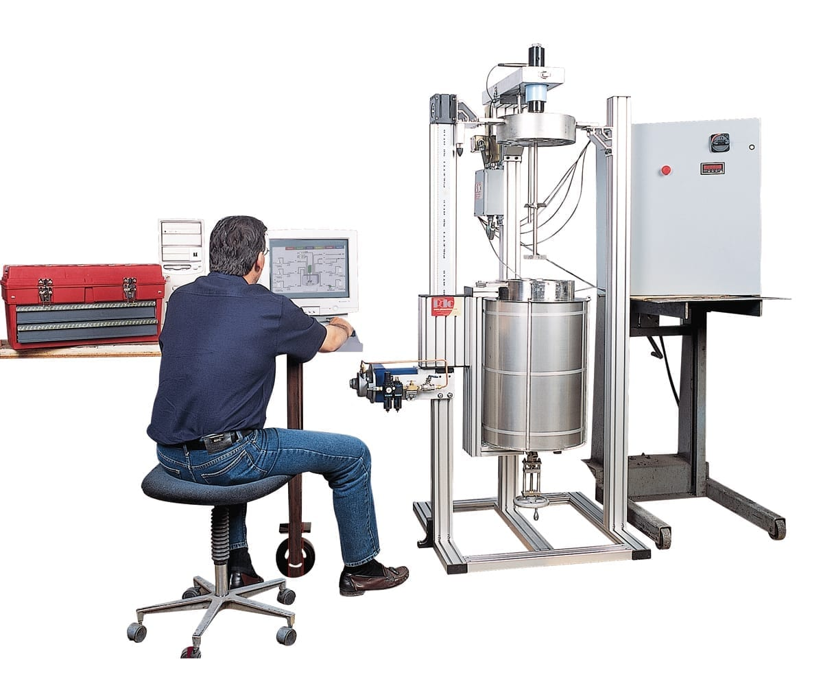 lab mixer for chemicals