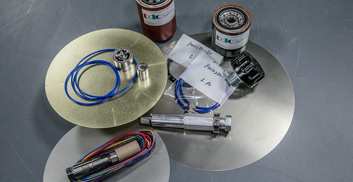 PDC Machines spare parts photo